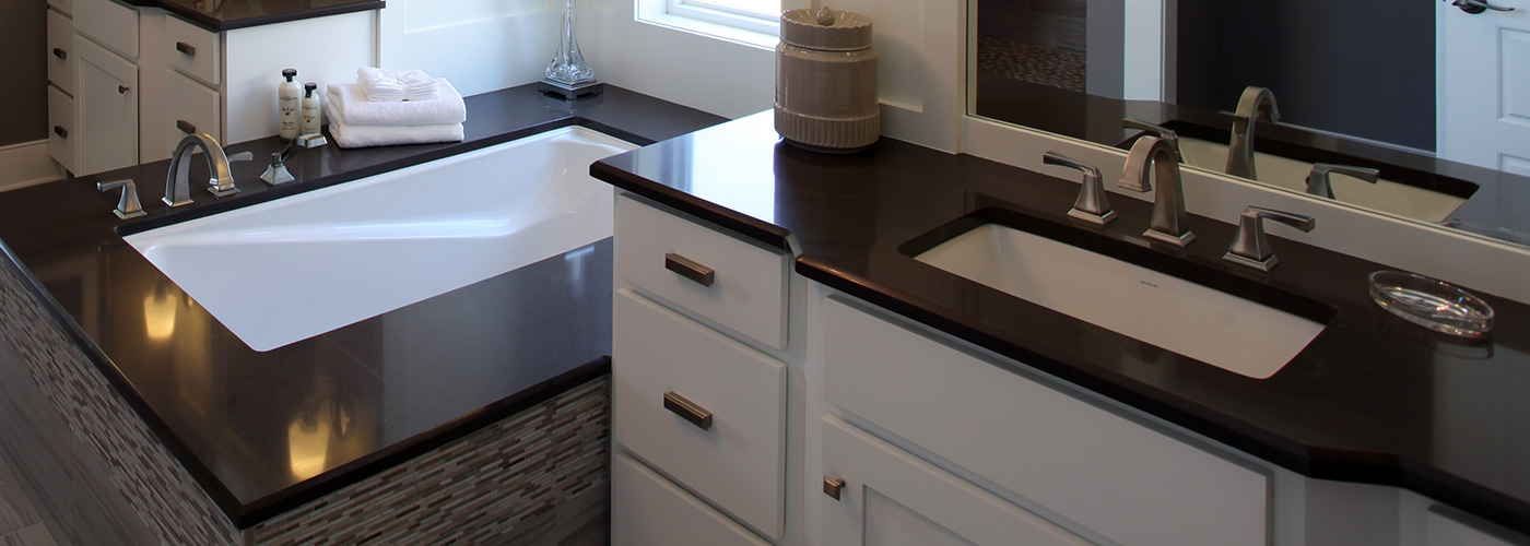 bathroom cabinets from riceland cabinet Wooster Ohio